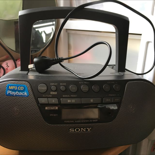 Audio System Sony