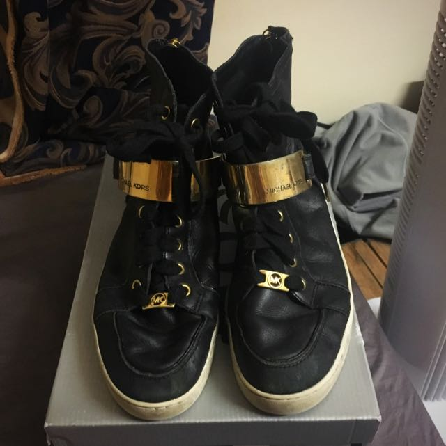 Authentic Michael Kors Designer Sneakers