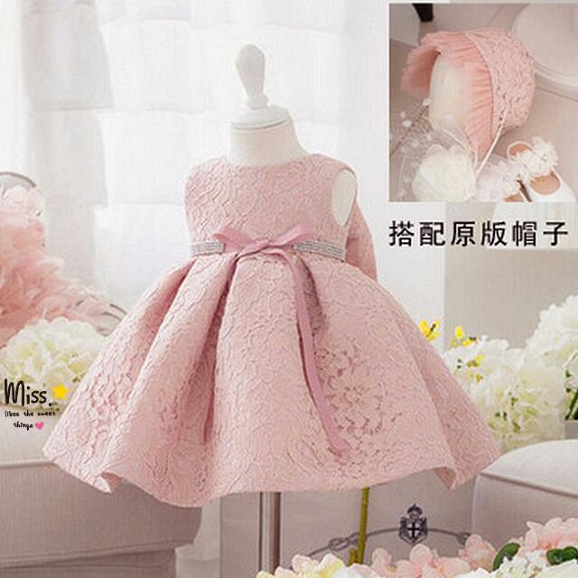 d74fbf37e3 Baby Dresses  Gaun   Flower Girl - TSB 1 Rbn