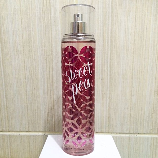 Bath & Body Works - Sweet Pea - Fine Fragrance Mist