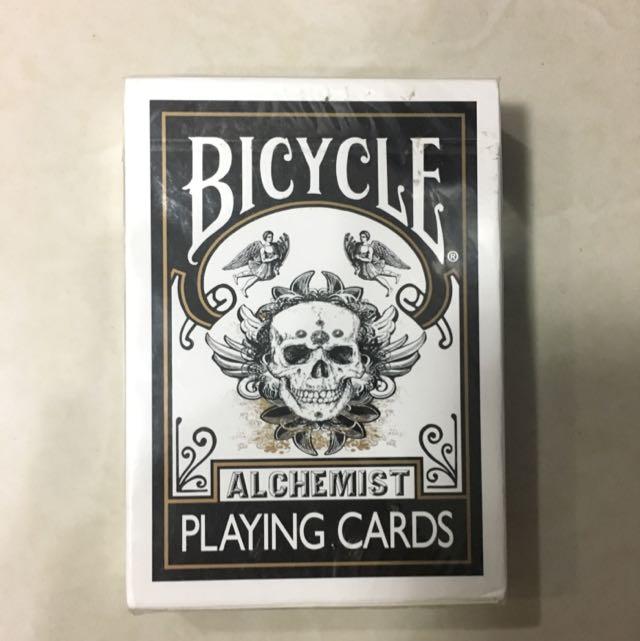 Bicycle Alchemist