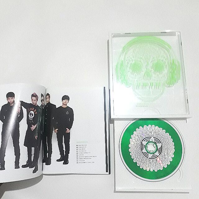 BIGBANG 4TH ALBUM TONIGHT (special Edition)