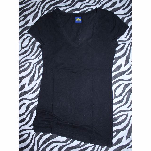 Black Fitted Blouse