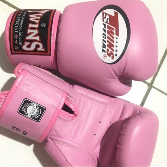 boxing gloves dapet tali handwrap