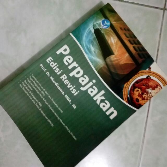 Buku Perpajakan Edisi Revisi
