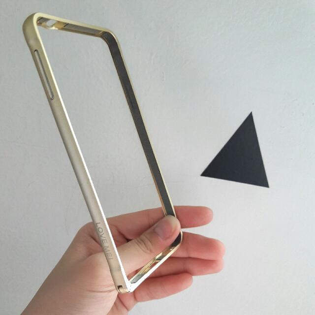 Bumper Case Samsung Alpha