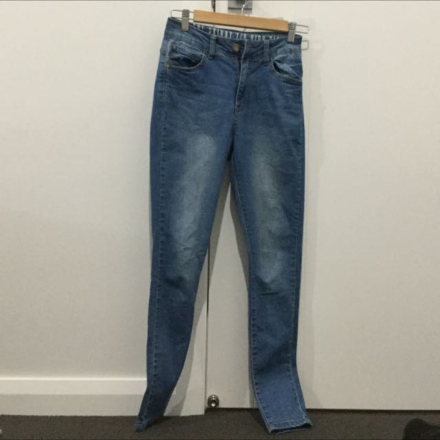 Cotton On Jeans Size 8