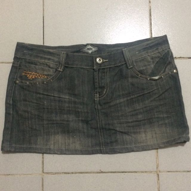 Denim Skirt Mossimo