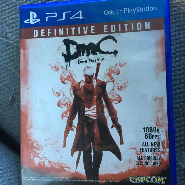 DMC (Devil May Cry)