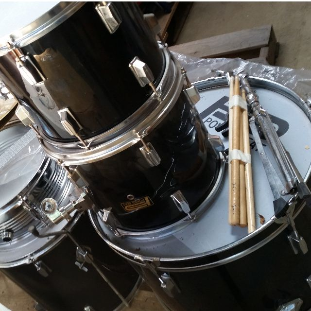 Drum Kit - Full Size