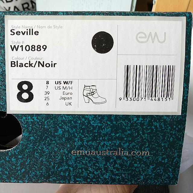 Emu Australia Ankle Boots