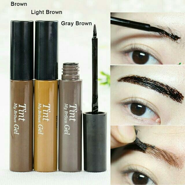 Etude house eyebrow tinting gel NEW