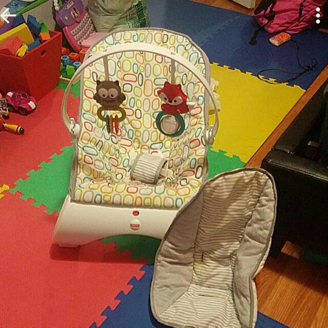 Fisher price baby BOUNCER - UNISEX