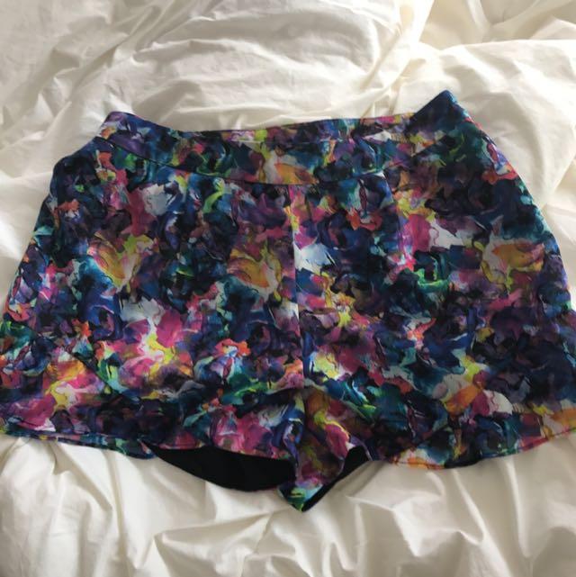 Floral Shorts - Bettina Liano