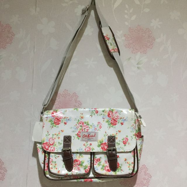 Flower Sling Bag Large