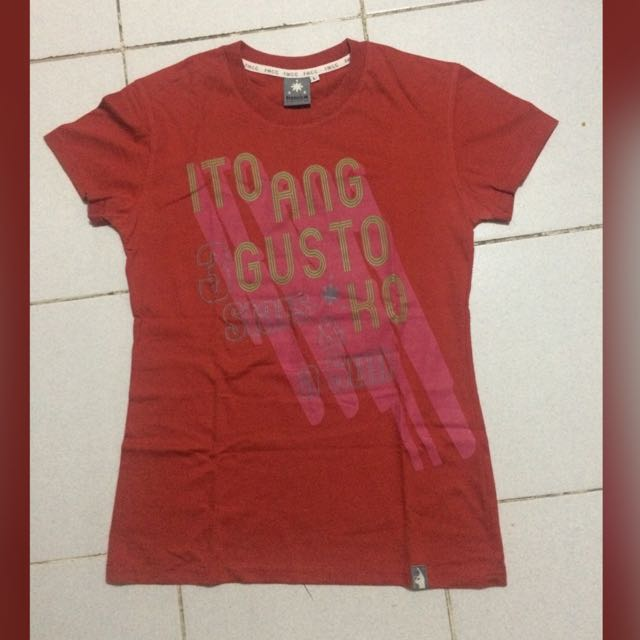 FMCC Tshirt Red