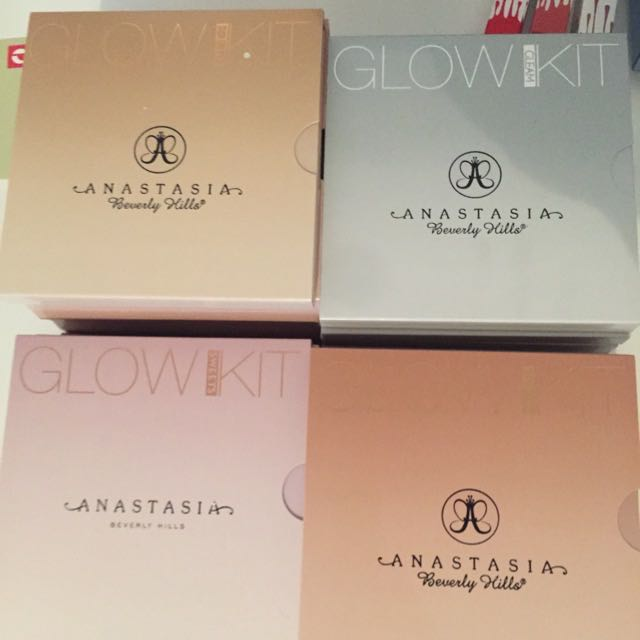 Free Post - GLEAM - ABH Glow Kit