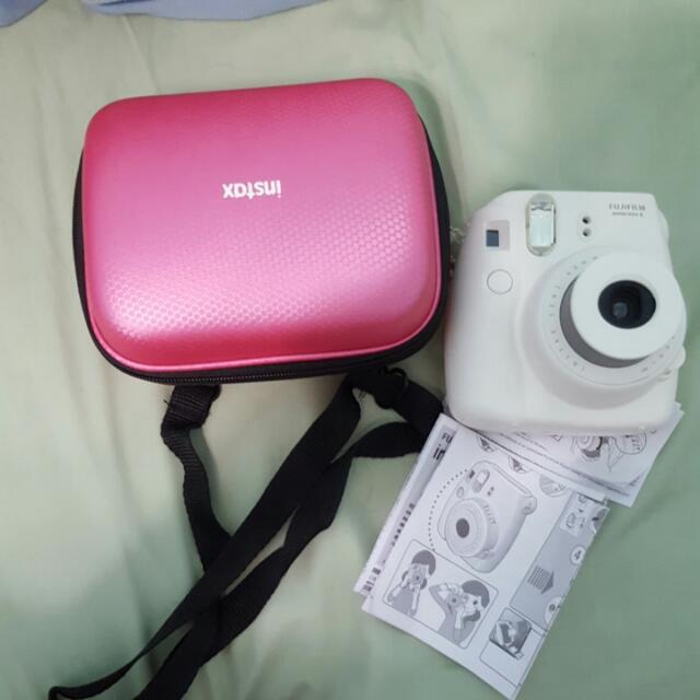 Fugifilm Instax Mini 8 With Case