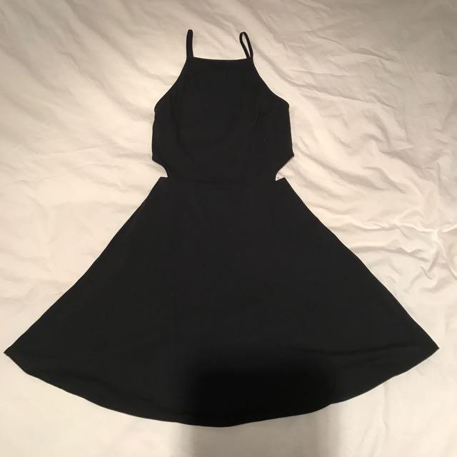 Garage Black Dress XS