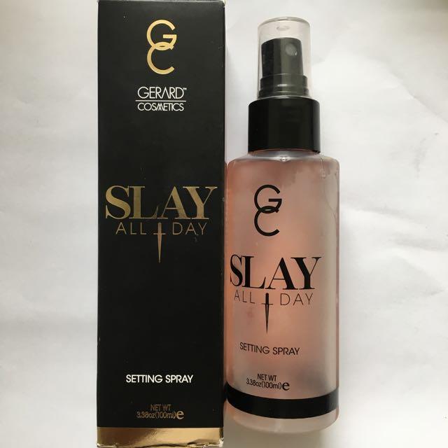GC Slay All Day Setting Spray