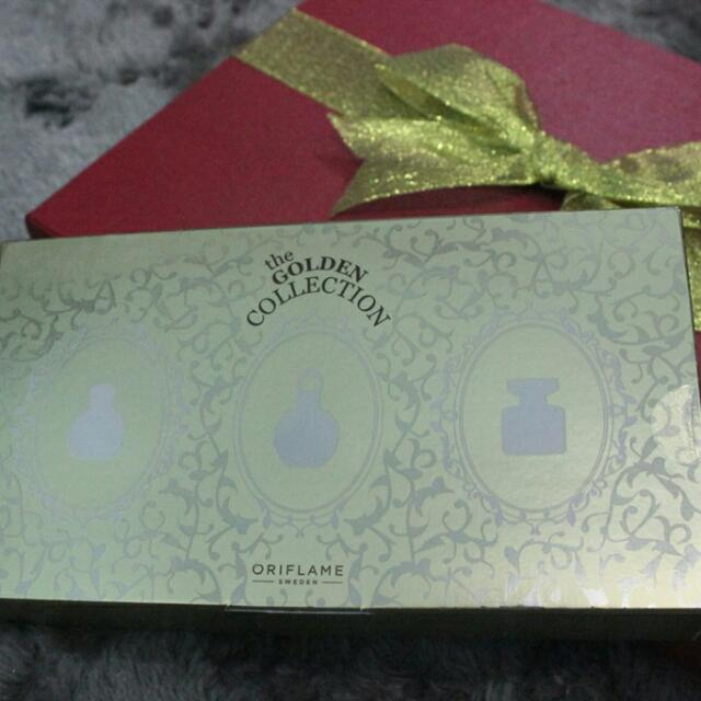 Gold Collection EDT Gift Set (Limited Edition)