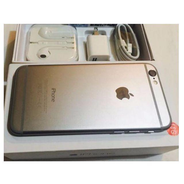 iphone 6 16gb spacegrey FACTORY UNLOCKED