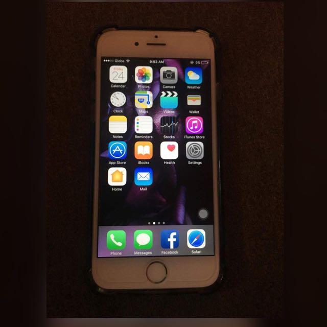 Iphone 6 Silver FU