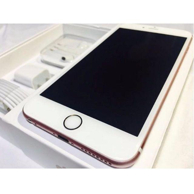 iphone 6s plus 16gb rosegold FACTORY UNLOCKED