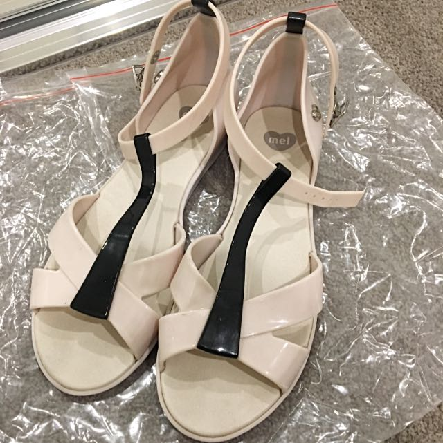 Jelly Sandals By Mel And Melissa