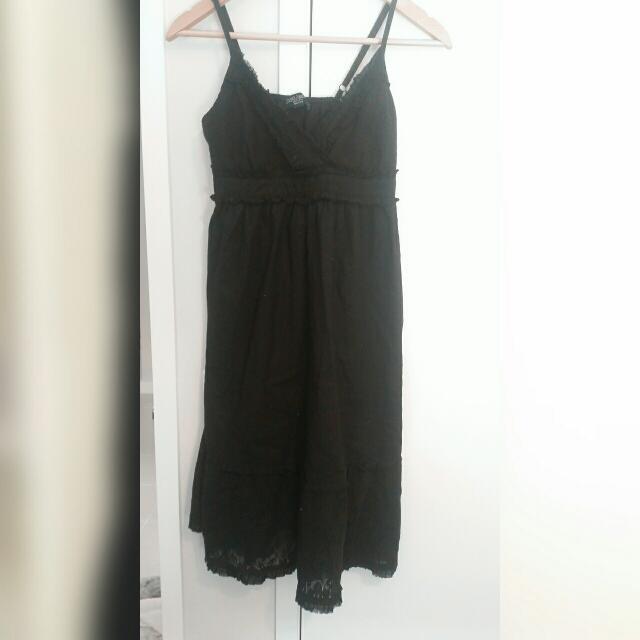Just Jeans Black Dress
