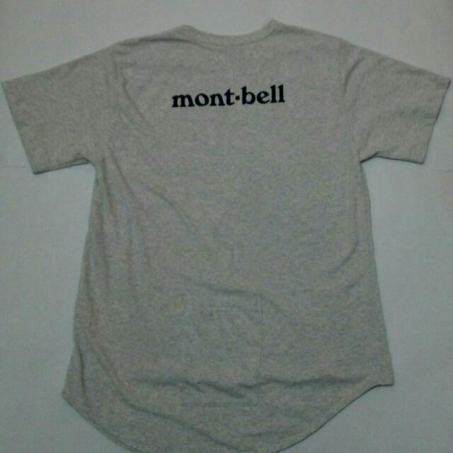 Kaos/T-shirts Branded mont-bell