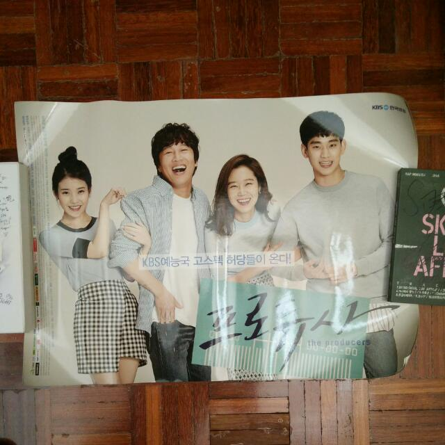 KDrama Producers Poster