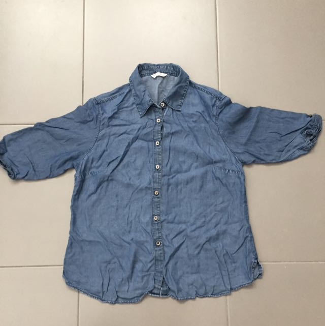 Marks & Spencer Soft Denim Shirt