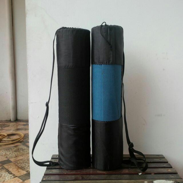 Matras Yoga + Free Tas -nya