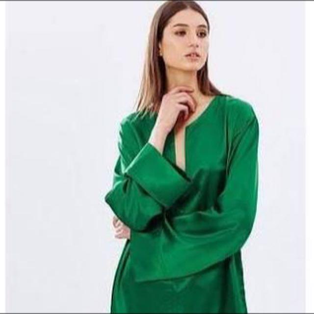 Maurie & Eve Pero Shirt Emerald