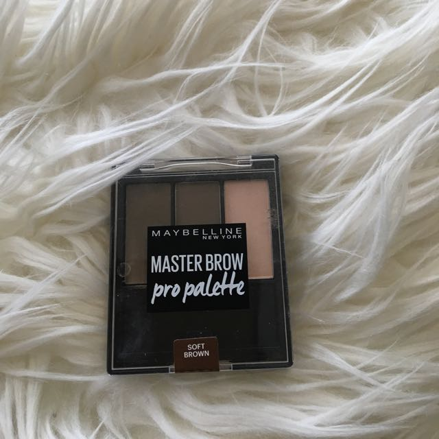 MAYBELLINE MASTER BROW BRO PALETTE