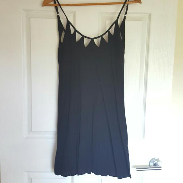 MINK PINK Cut Out Detail Backless Dress Size S BNWOT