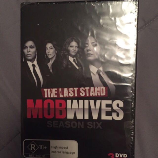Mob wives season 6!!