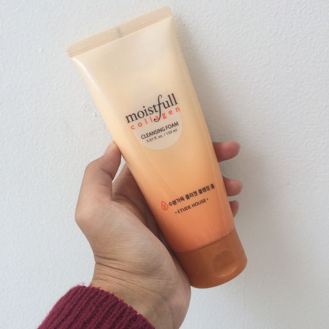 Moistfull Facial Foam Etude House