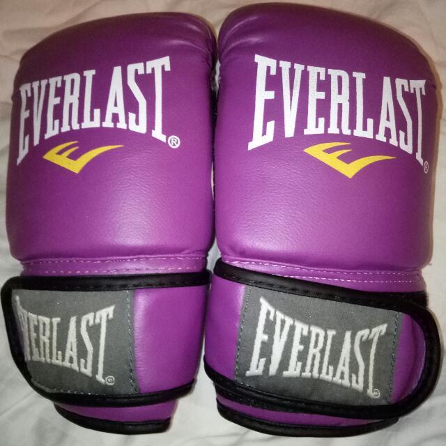New Everlast Boxing Gloves