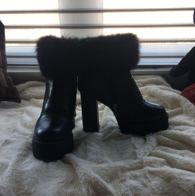 New High Heel Boots