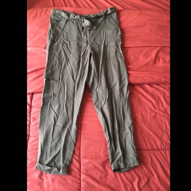 NEW LOOK Light Cargo Pants