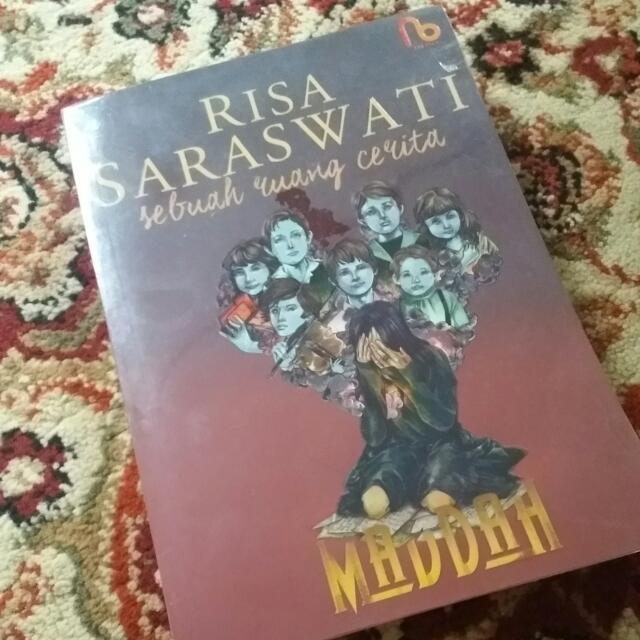 Novel : Maddah (Risa Saraswati)