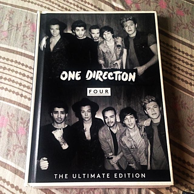 One Direction: Four Album The Ultimate Edition