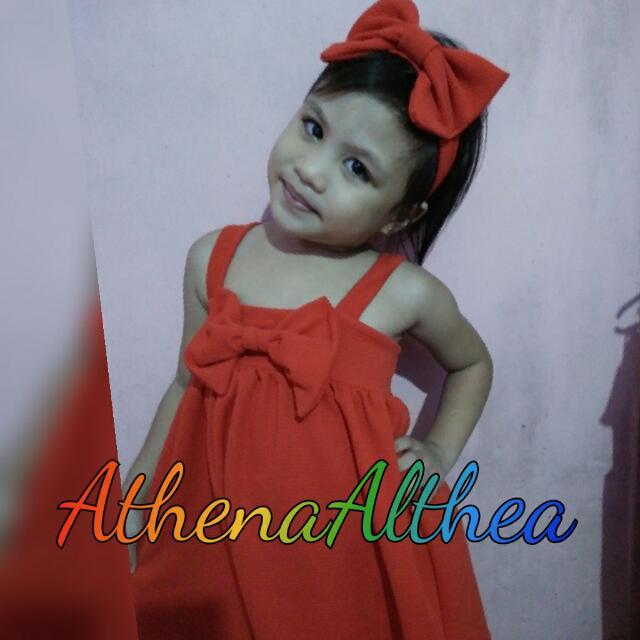 OOTD Ribbon dress with turban