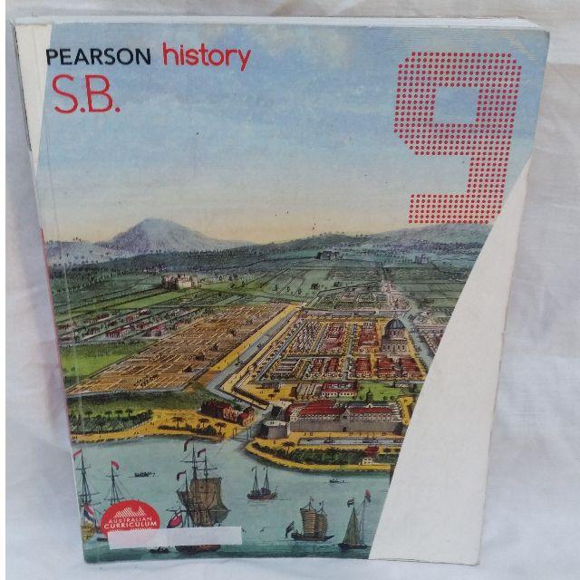 Pearson Textbooks - Year 9