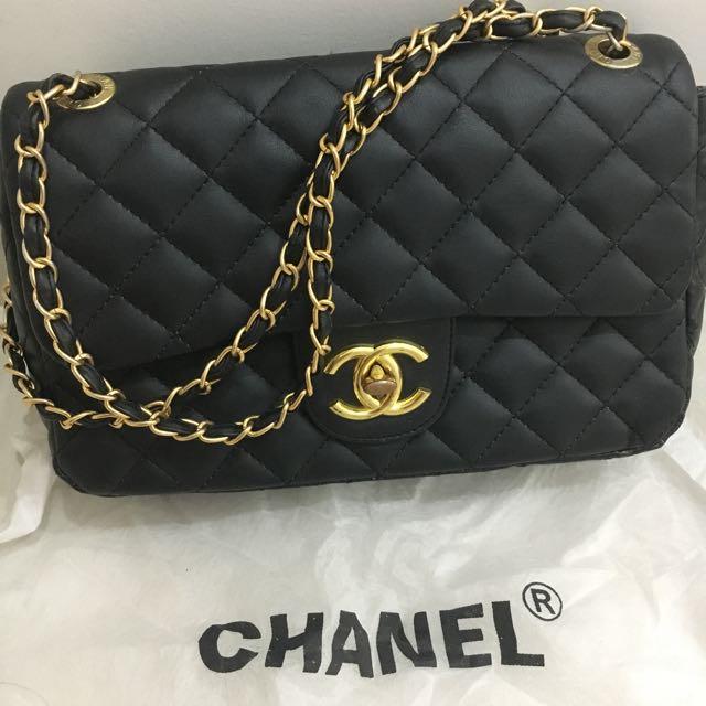 Preloved Tas Chanel