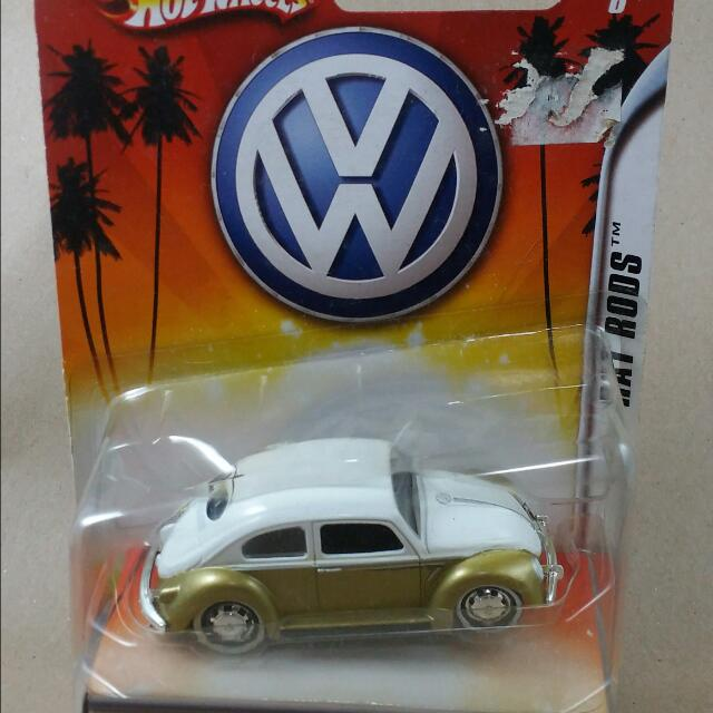 RARE Hot Wheels VW Beetle