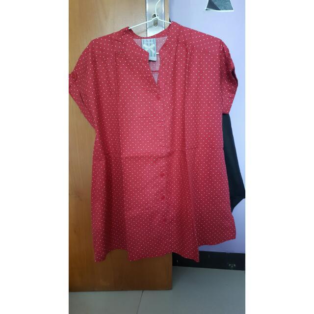 Red Dot Shirt