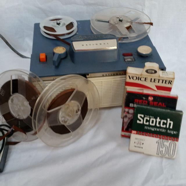 Reel to Reel Tape Recorder - Vintage / Retro